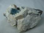 Beryl, var. Aquamarine (New Find), California Blue Mine, San Bernardino County, CA. (SCab)