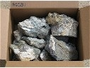 Benitoite, Boxes of Ore, Large pieces