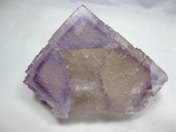 Fluorite, Elmwood Mine, Smith County, Tenn.