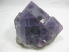 Fluorite, Cave-in Rock District, Hardin County, Illinois