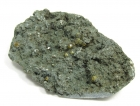 Andradite Garnet, var. Topazolite  Yellow Cat Mine, San Benito County, CA