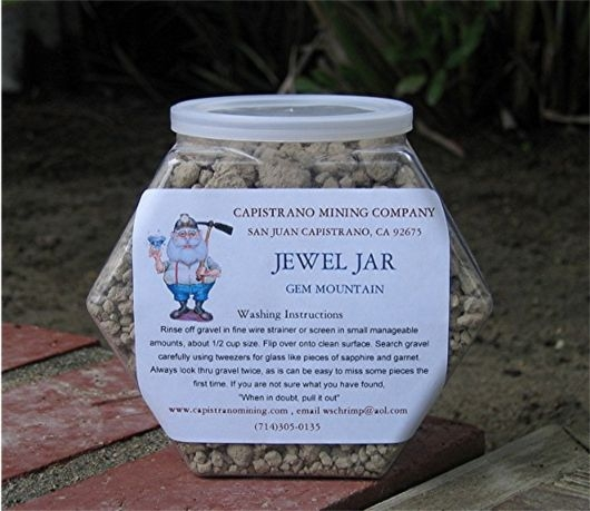 Jewel Jar GM