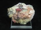 Rhodochrosite, Uchucchacua Mine, Peru, (SCab)