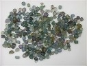 Montana Sapphire Facet Rough and Natural Crystals