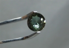 Oregon Sunstone, 1.80 cts., Green / Teal Round Cut