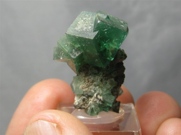 Rogerley Mine Fluorite, County Durham, England