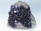 Purple and Yellow Fluorite (SCab) Solis, Asturias, Spain