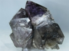Quartz var. Smoky Amethyst, Hallelujah Junction, Petersen Mountain, Nevada (CAB)