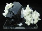 Sphalerite, Galena, Calcite Specimen, Bulgaria, (SCab)