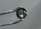 Oregon Sunstone, 1.80 cts., Green / Teal Round Cut